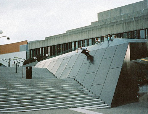 jake johnson wallride