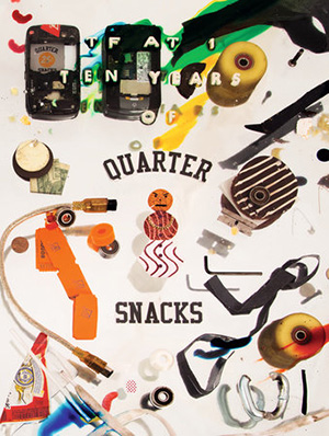 Quartersnacks 10 Year Book