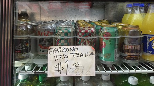 arizona cans dollar