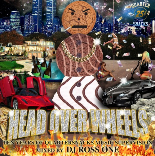Head Over Wheels Ten Years of QS by Ross One copy